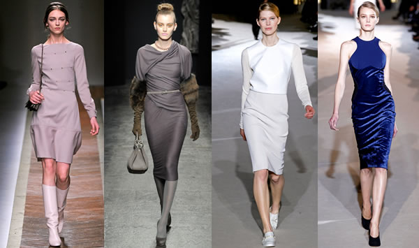 My favorite dresses for women over 40 from the fall 2011 designer ...