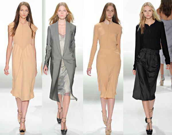 Calvin Klein spring 2012 RTW collection - dresses for women over 40
