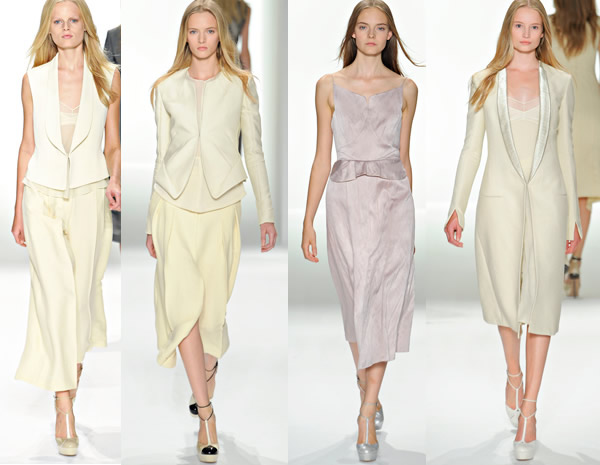 Calvin Klein Ready to Wear 2012 spring collection - dresses for women over 40