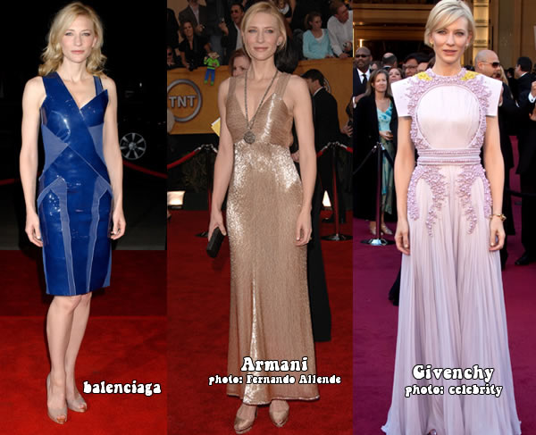 Cate Blanchett fashion