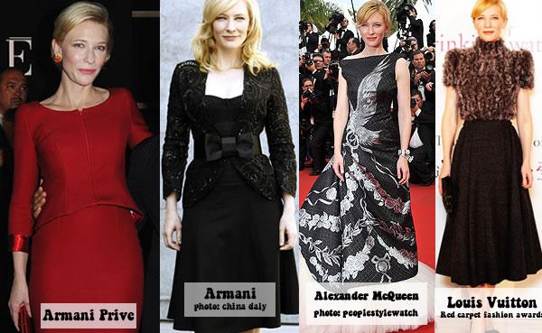 Cate Blanchett style ikon