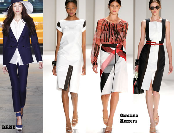 DKNY and Carolina Herrera 2012 Spring Collection