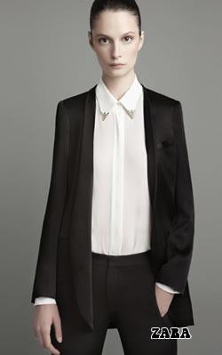 Zara Tuxedo Suit