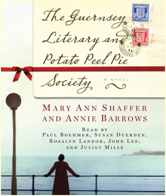 the guernsey literary and pottato peel pie society