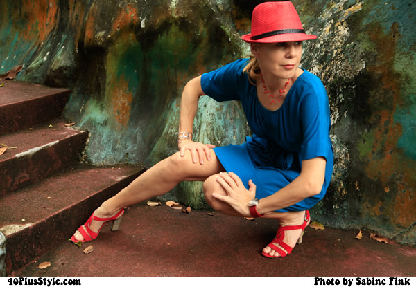 A fashion blog for women over 40 and mature women http://glamupyourlifestyle
