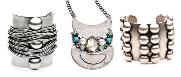 Dannijo big statement jewelry
