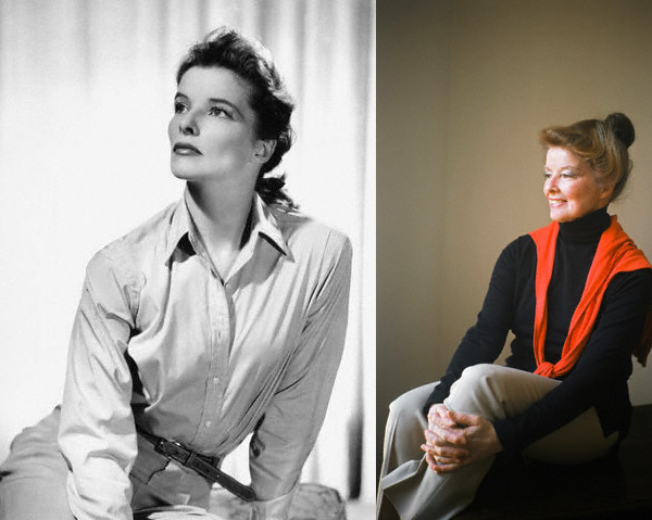 Katharine Hepburn - style icon