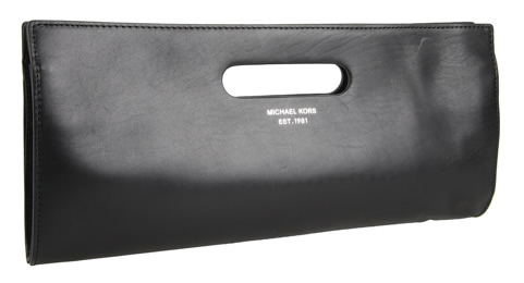 Micheal Kors Tilda Clutch black