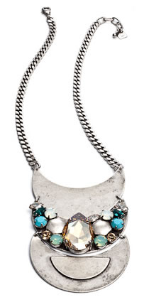 statement necklace from dannijo zora