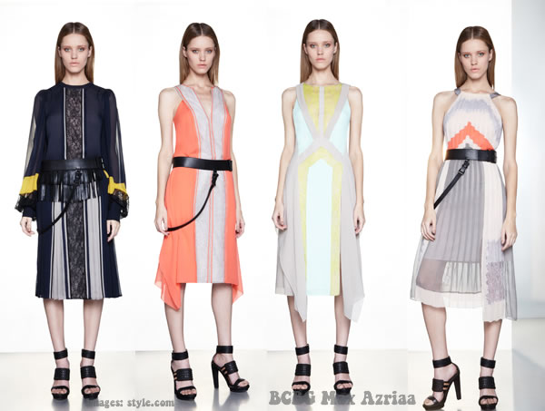 BCBG Maz Azria Prefall collection 2012