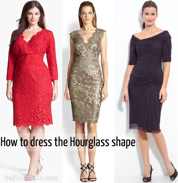 Best Designer Clothes For Women In Their 40s How to dress for the hourglass