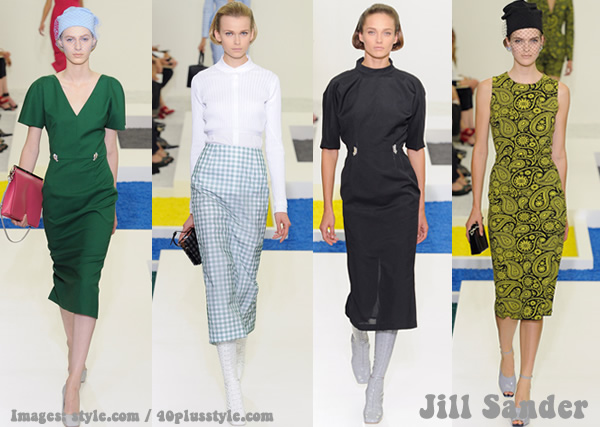 Jill Sander 2012 Spring collections
