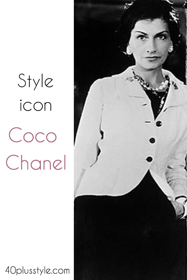 Coco Chanel Style BD61 | Jornalagora