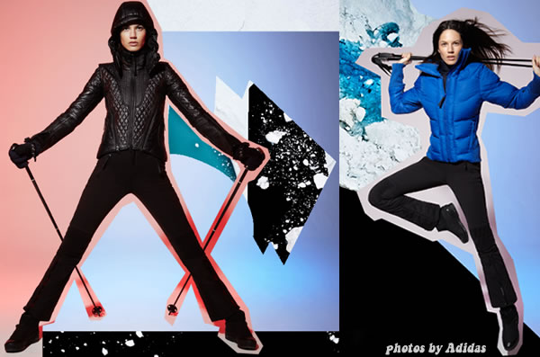 Ski clothes for women over 40