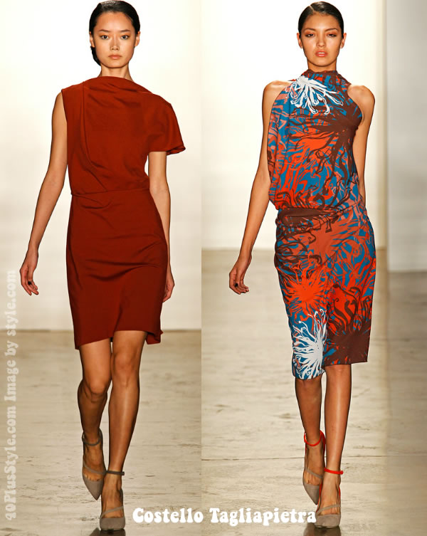 Costello Tagliapietra fall 2012 collection highlights