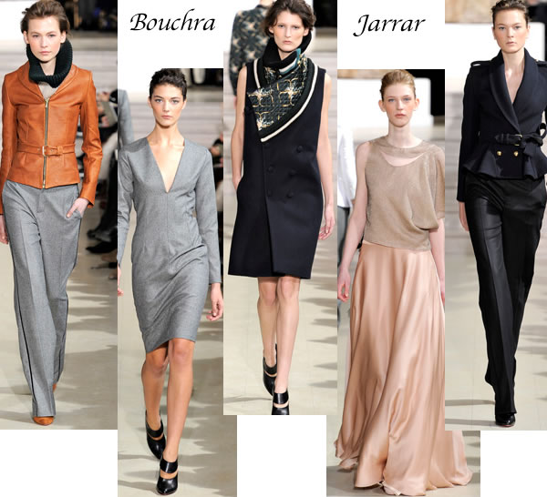 Bouchra Jarrar Spring 2012 couture collection