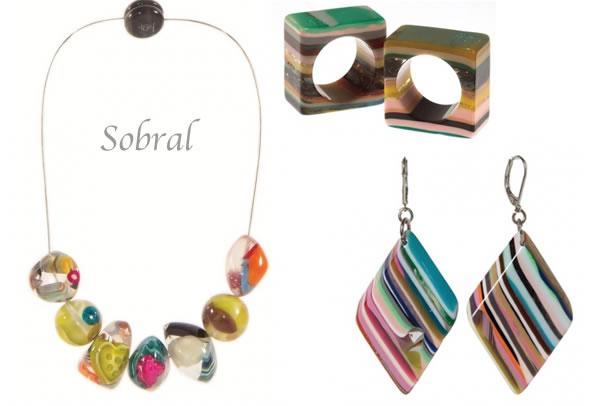 colourful jewellery sobral