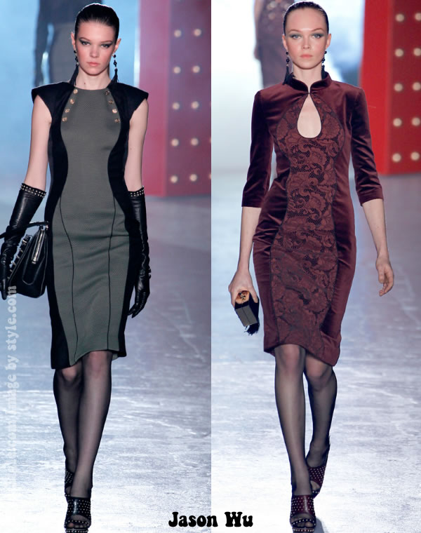 jason wu fall 2012 collection highlights