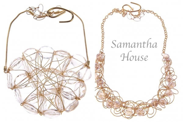 samantha house statement jewellery