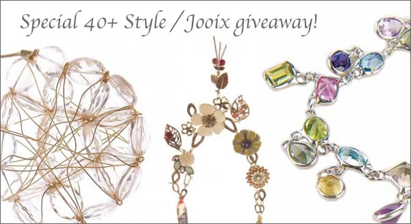 Statement jewellery giveaway by Jooix