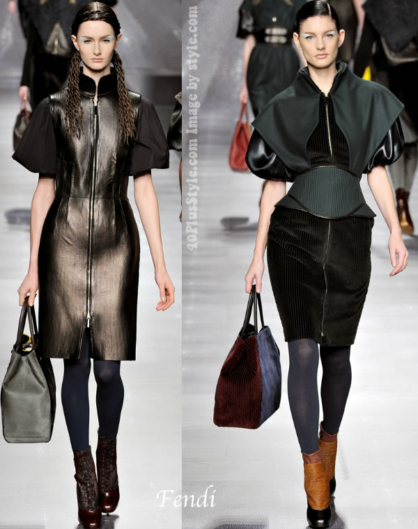 Fendi 2012 Fall Collection