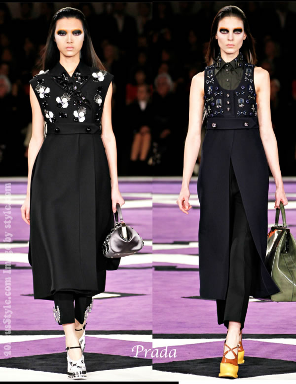 Prada 2012 Fall collection