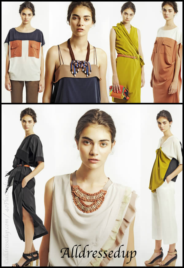 Alldressedup Spring 2012 collection
