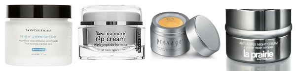 best anti-aging night creams