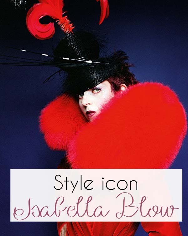 style icon isabella blow
