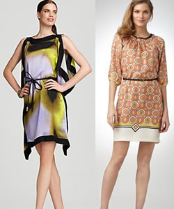 silk scarf dresses