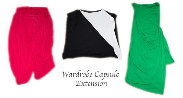 Wardrobe capsule extension