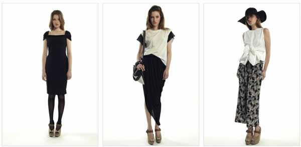 Alldressedup pre spring collection 2013