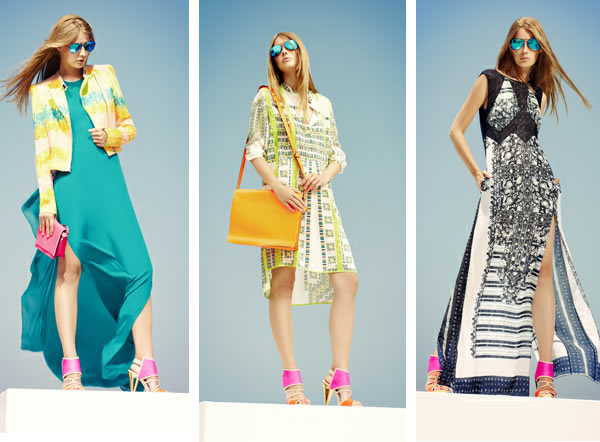 bcbgmaxazria resort 2013
