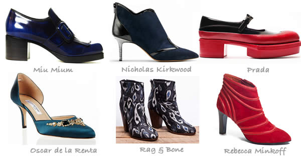 Shoe trends fall 2012