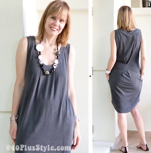 slouchy guess dress
