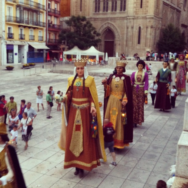 Festival in Leida