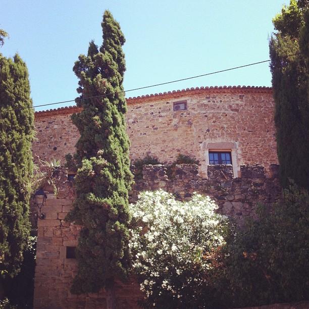 Dali's castle in Pobol