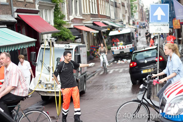 amsterdam cleaning brigade