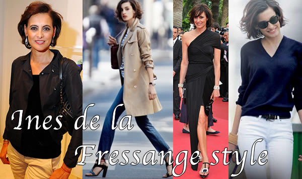 How to get parisian chic style like Ines de La Fressagne | 40plusstyle.com