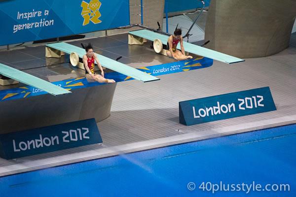 diving at olympics