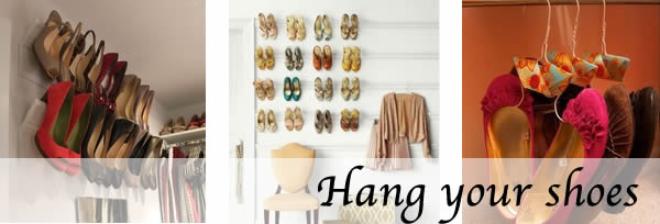 hang your shoes