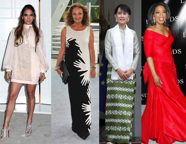 most stylish women over 40