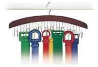 belt organiser hanger