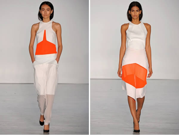 Dion Lee spring 2013 collection