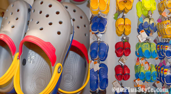 crocs for kids singapore