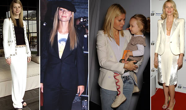 Gwyneth Paltrow casual wear