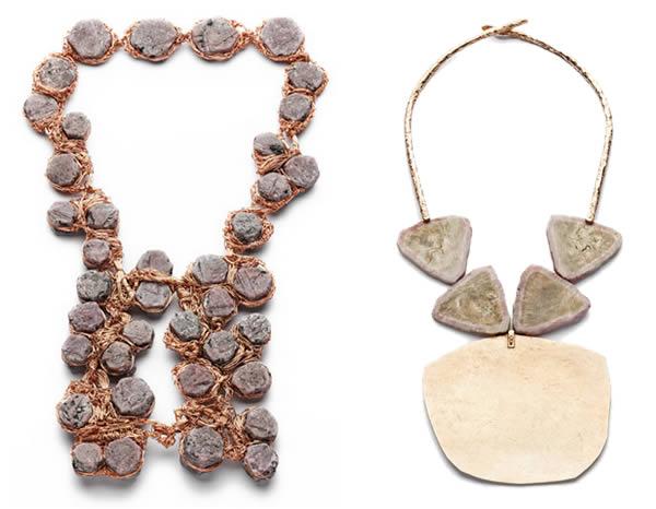 Jewellery designer Iris Bodemer