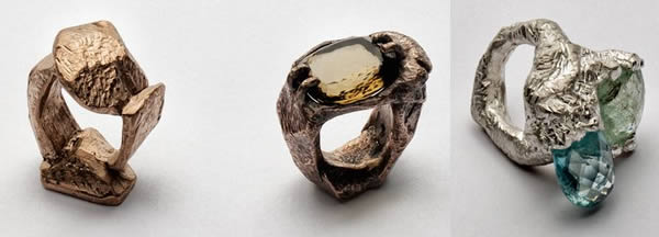 Iris Bodemer rings