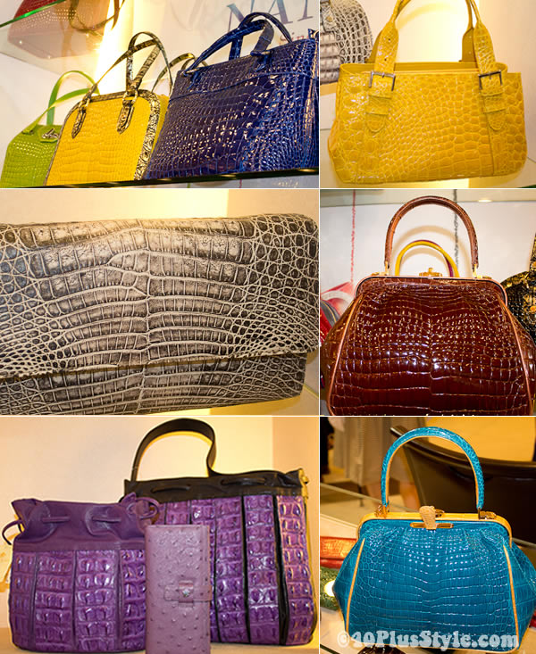 Nankai colourful bags