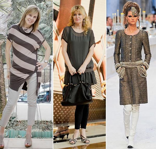 leggings or skinny cropped pants? What looks better